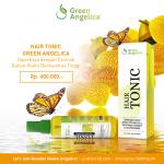 green angelica hair tonic, penumbuh rambut botak