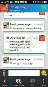 Testimoni Green Angelica, Penumbuh Rambut 8