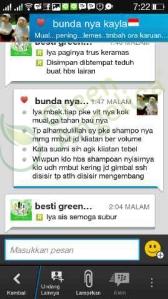 Testimoni Green Angelica, Penumbuh Rambut 9